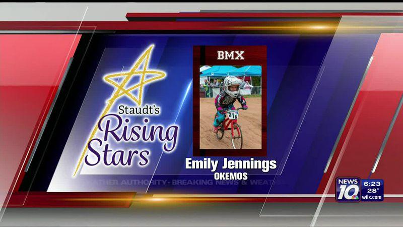 Staudt's Rising Star: Emily Jennings