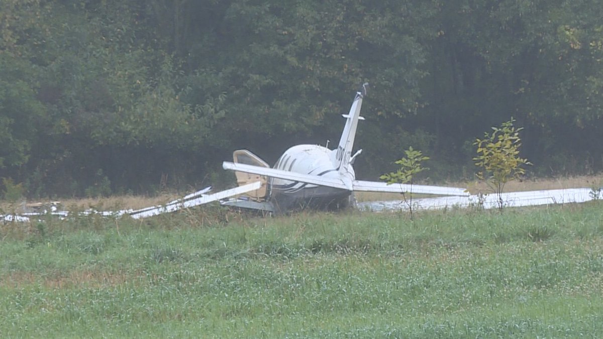 Three people have died in a plane crash in Lansing and three passengers are reported to be in...