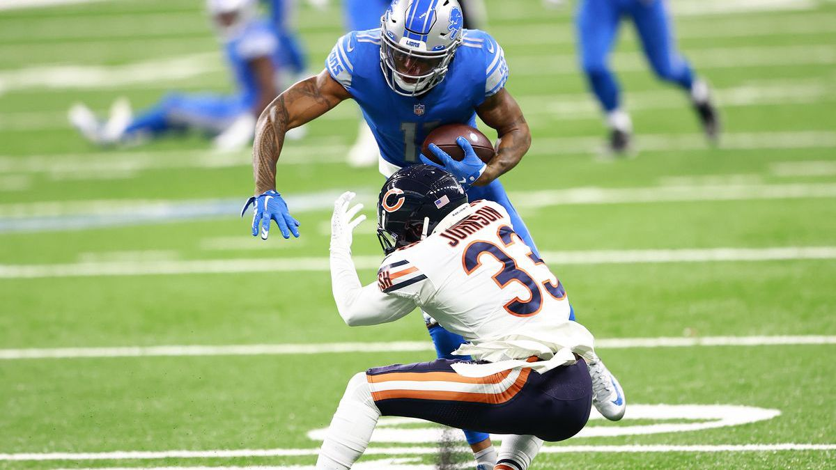 The Lions lose to the Bears in their home opener.