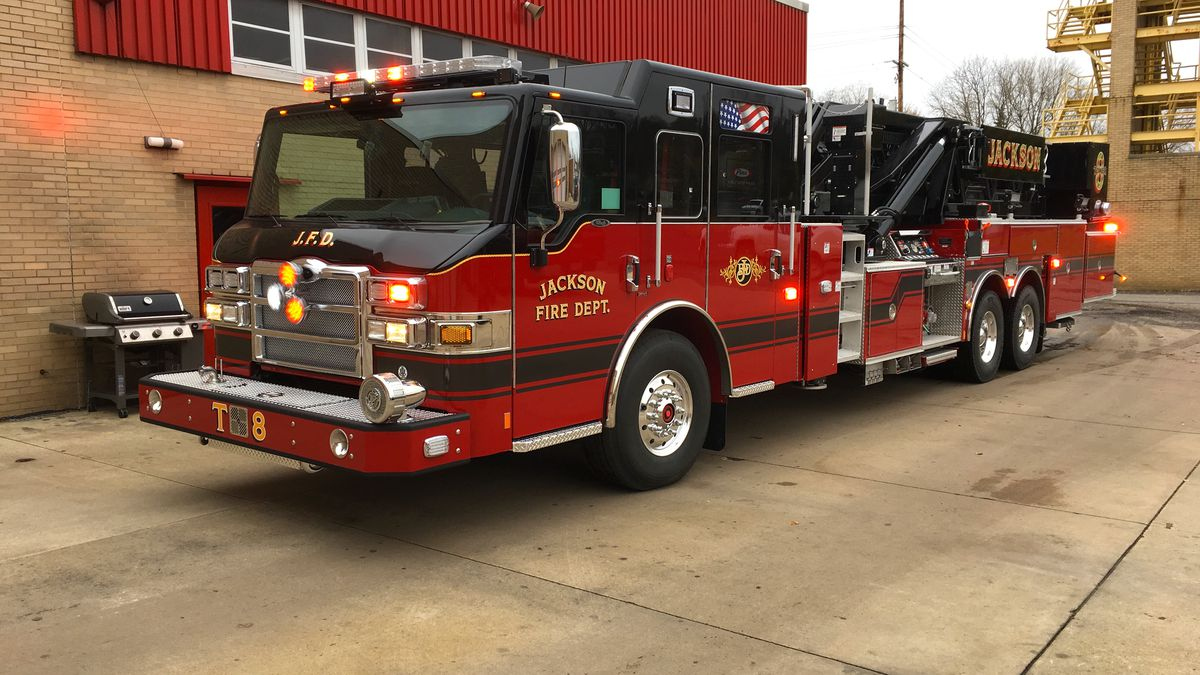 The City of Jackson and Summit Township Fire Department will staff a special response unit to...