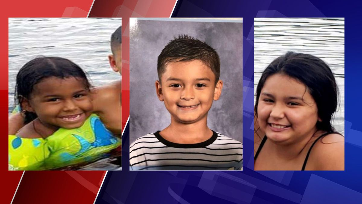 LEFT TO RIGHT: Nicholas Smith, Walter Enriquez, and Kaidence Enriquez  (Source: Ottawa County Sheriff's Office)