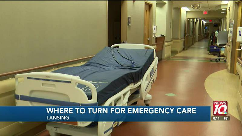 Where to turn for emergency care