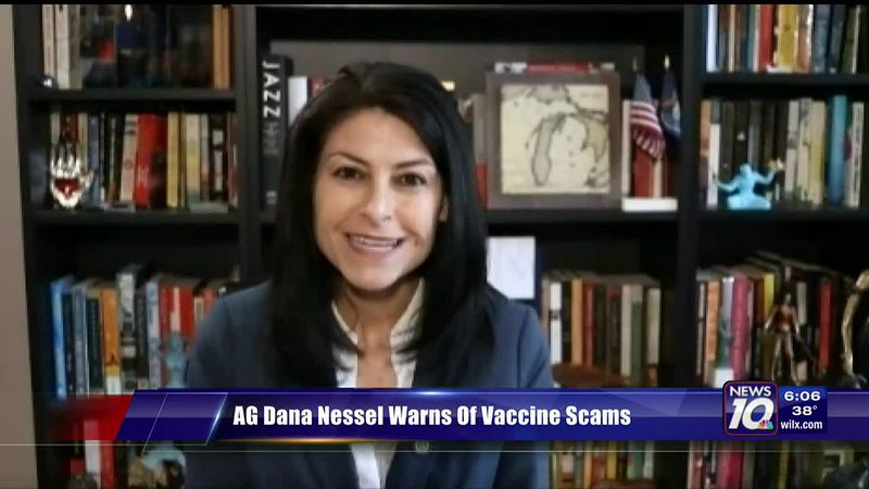 Dana Nessel Warns Of Vaccine Scams