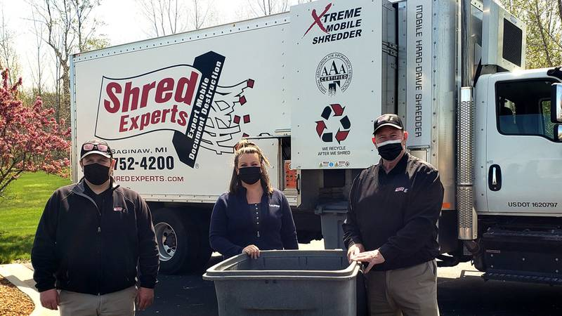 LAFCU is offering free document shredding to the public at the credit union's Shred Day,...