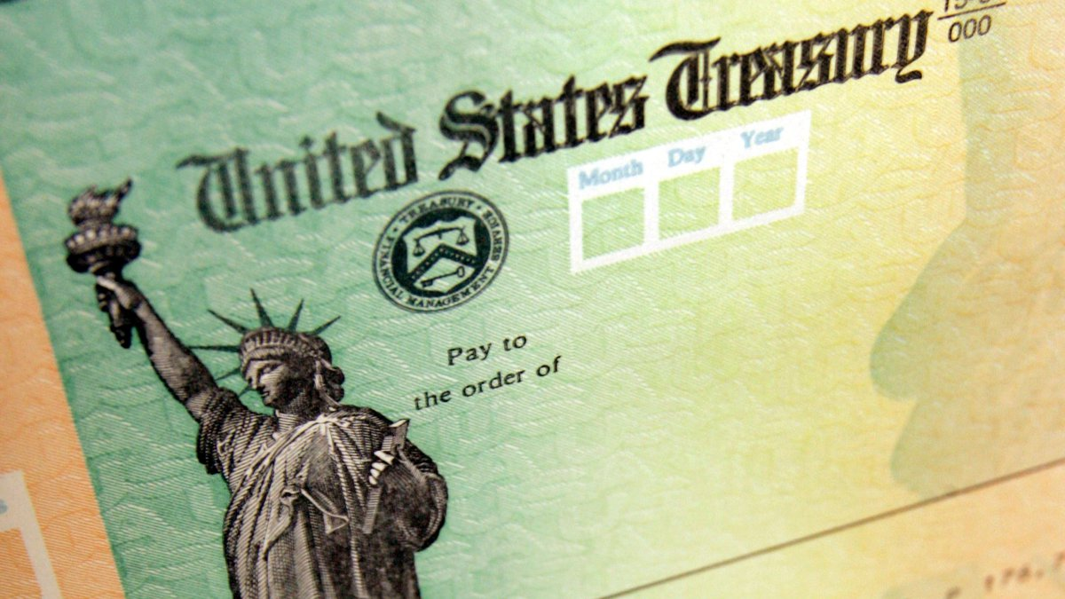 The IRS says more stimulus checks will be mailed out starting Wednesday