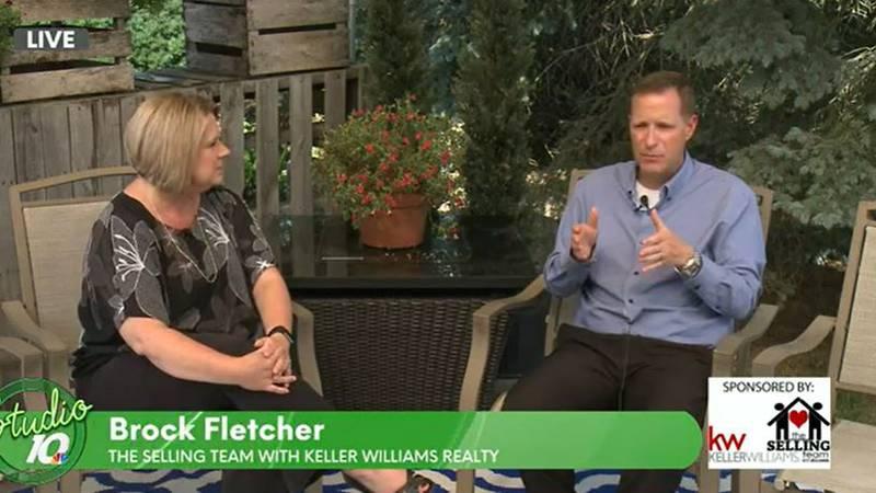 Brock Fletcher Visits Studio 10