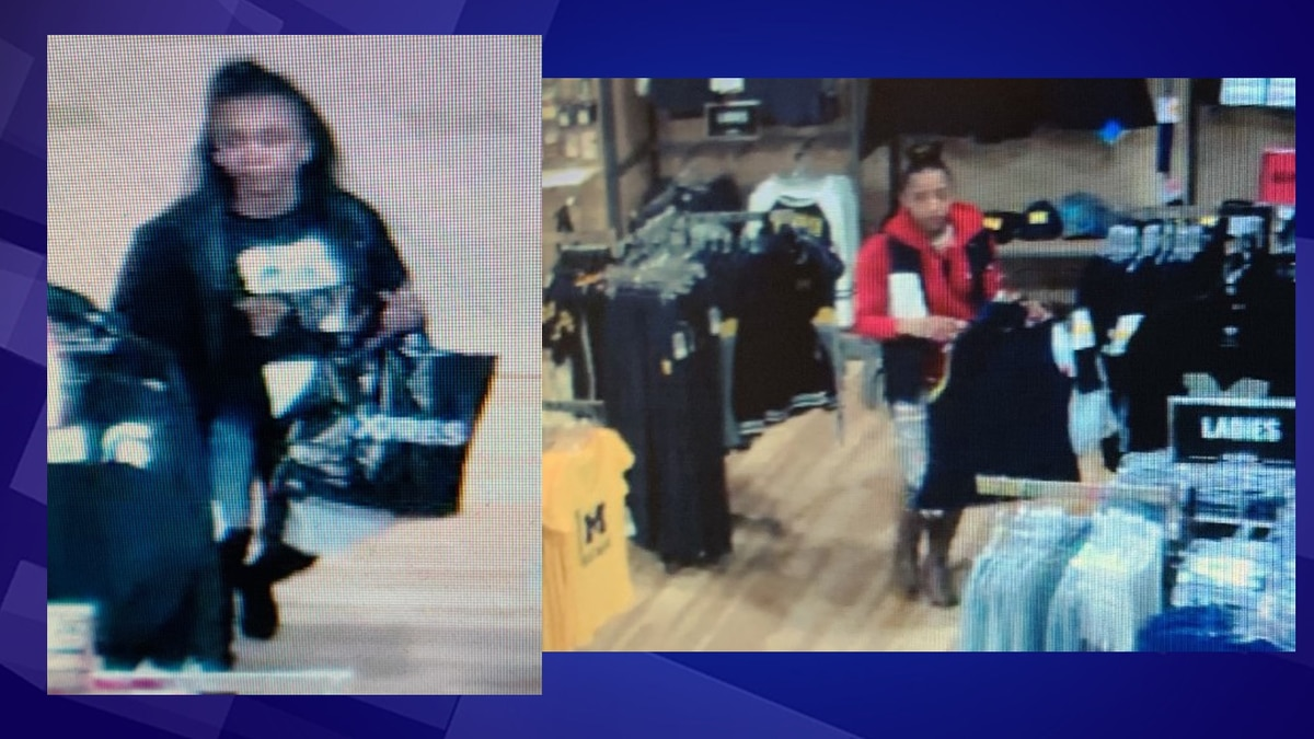 Meridian Township Police need your help finding two people. (Source: Meridian Township Police Department)