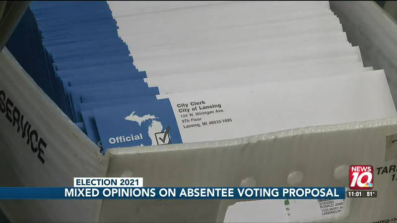 Voters have mixed opinions on absentee rules