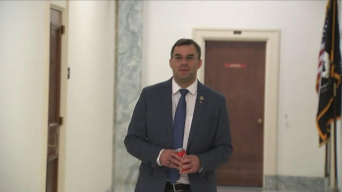 Michigan Rep. Justin Amash (NBC News)