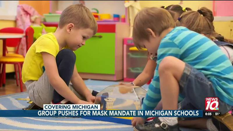 Parents pushing for universal mask mandate in schools