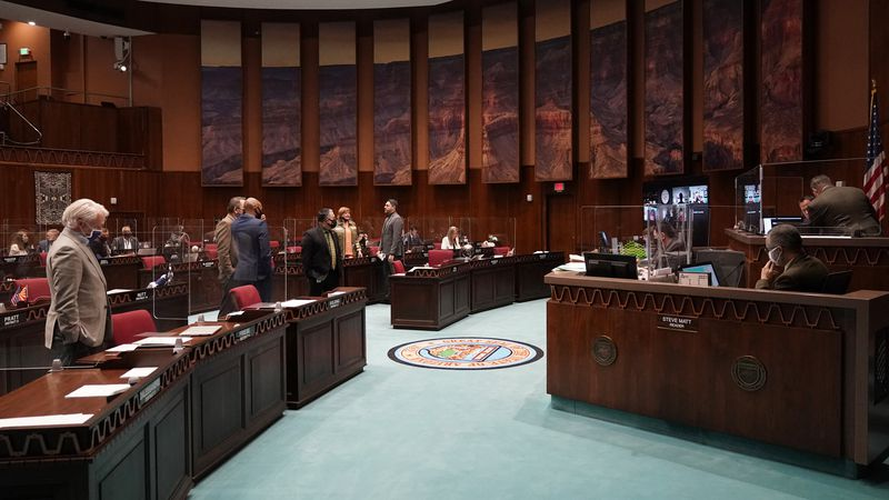 Two years after Arizona lawmakers repealed a law barring any instruction on HIV or AIDS that...