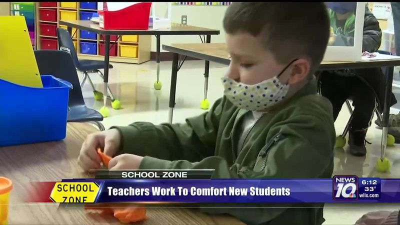"""Teachers work to prepare students for """"pandemic-style"""" learning"""