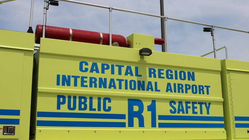 Capital Region International Airport will conduct an emergency training exercise.