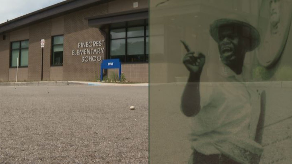 Pinecrest Elementary is renamed after civil rights leader, Robert Green.