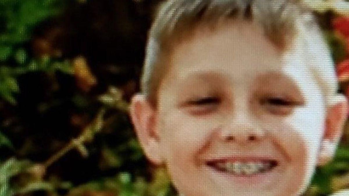 Missing 11 year old Peyton Farner