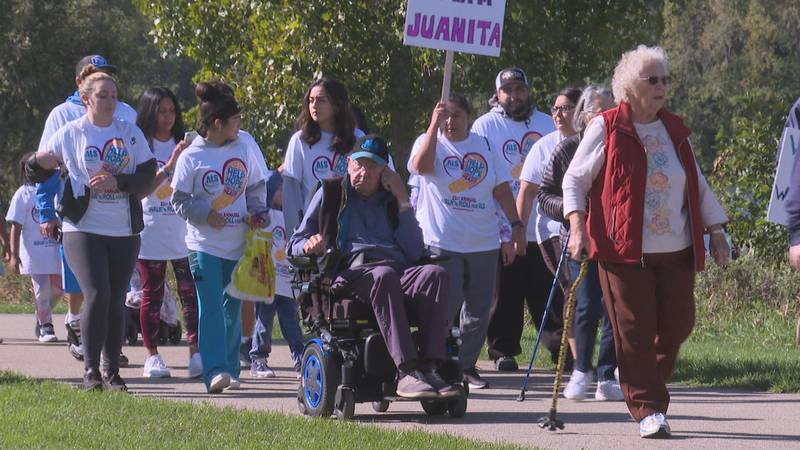 Walk and Roll for ALS