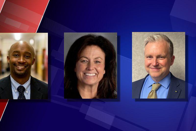 Grand Ledge Superintendent candidates