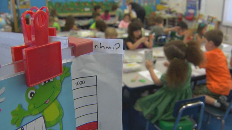 A new intervention program is helping build kids' language skills in both English and their...
