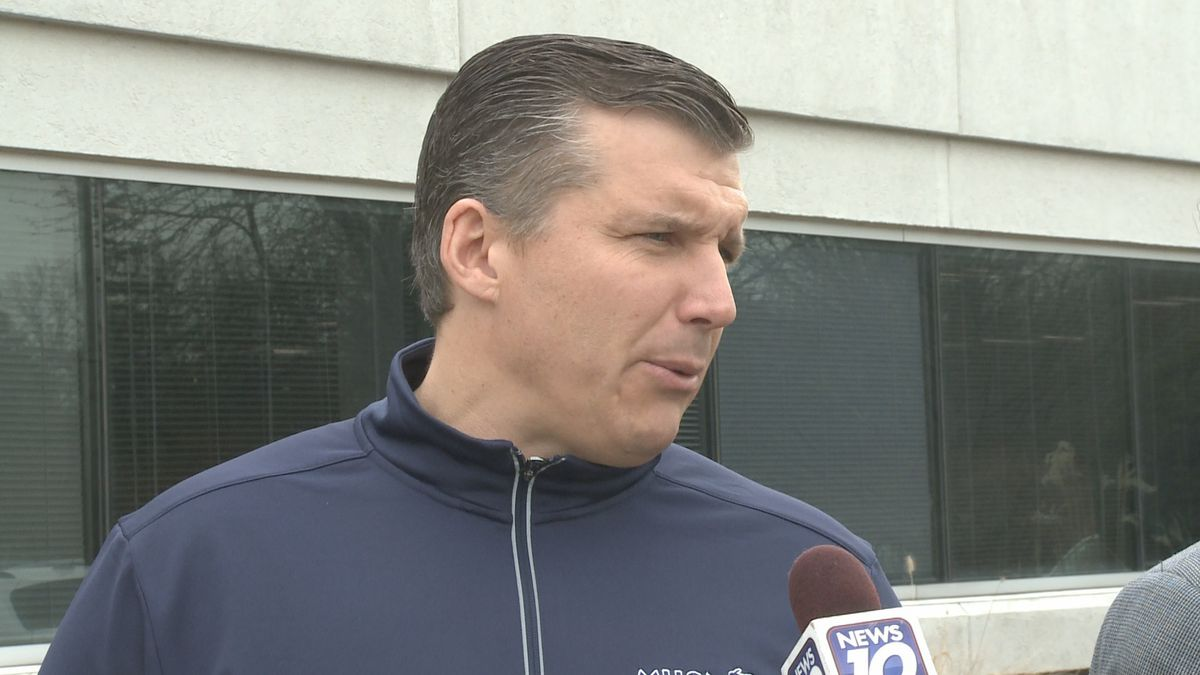 MHSAA Executive Director Mark Uyl discusses with News Ten the decisions that lay ahead for the...