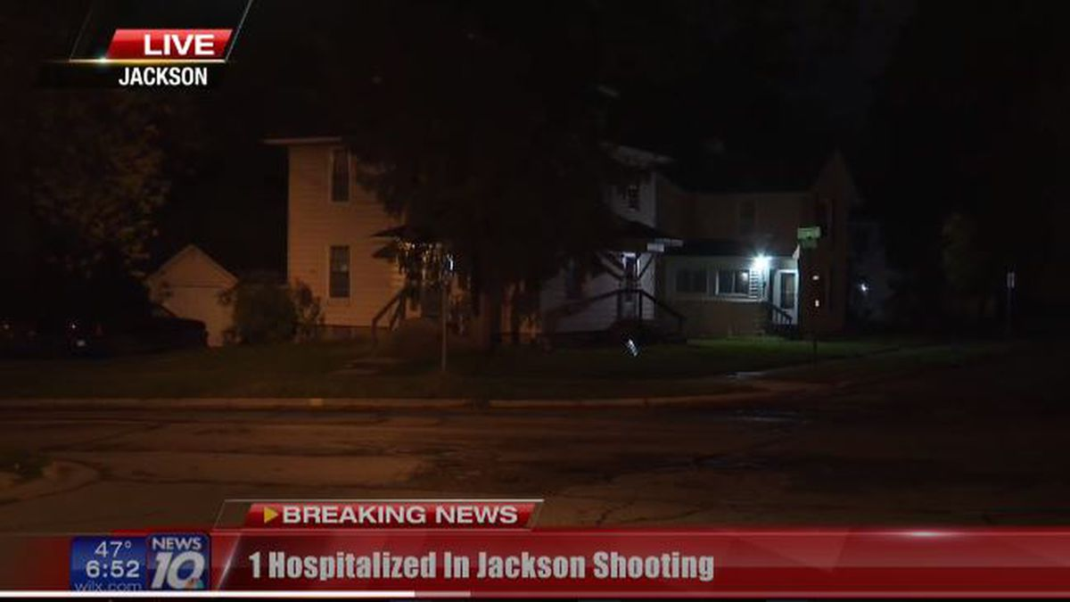 A 12-year-old remained hospitalized Wednesday after the child was shot in the ear Tuesday night inside a home at West Trail Street and Steward Avenue.  (Source WILX)