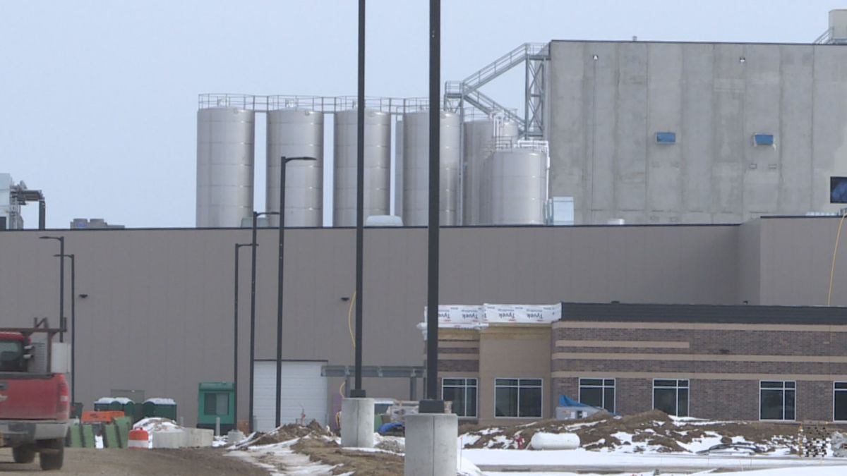The plant is expected to boost the economy in St. Johns (Source: WILX)