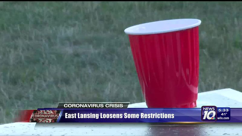 East Lansing loosens some restrictions