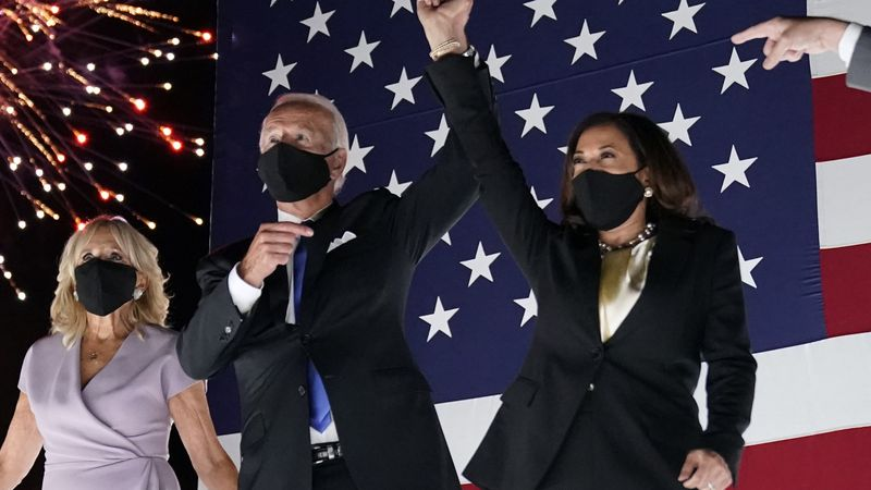 President Biden and Vice President Harris will deliver remarks Monday afternoon for...