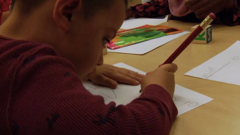 In a typical preschool day, only 58 seconds are spent on math learning. But different...