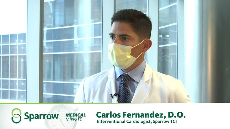 An interview with Carlos Fernandez, D.O., Interventional Cardiologist, Sparrow TCI