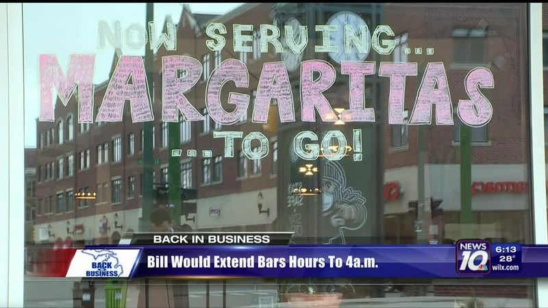Bill would extend hours to 4 a.m.