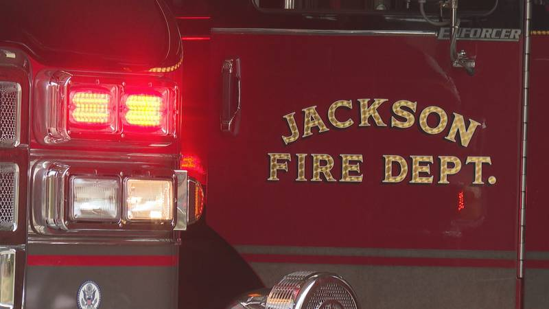 Jackson Fire Department awarded federal funds.