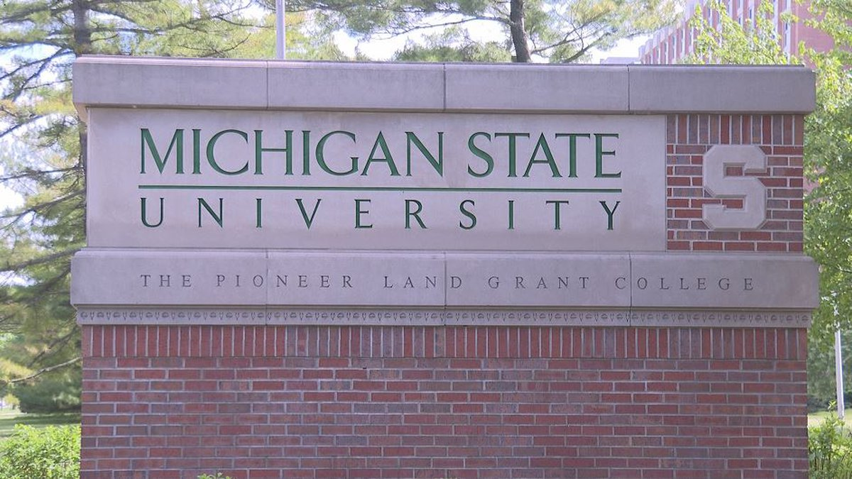 Mixed feelings on Wednesday from MSU students about going back to campus this fall.  (Source:...