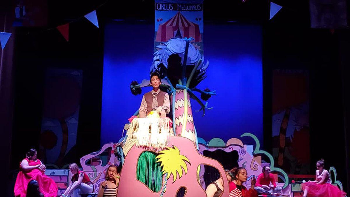 Charlotte High School Performing Arts