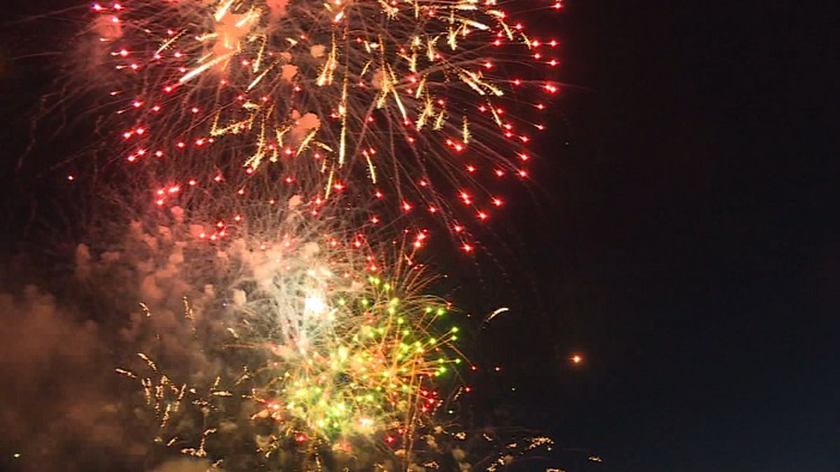 A Lake Michigan community in southwestern Michigan is canceling a popular fireworks show months...