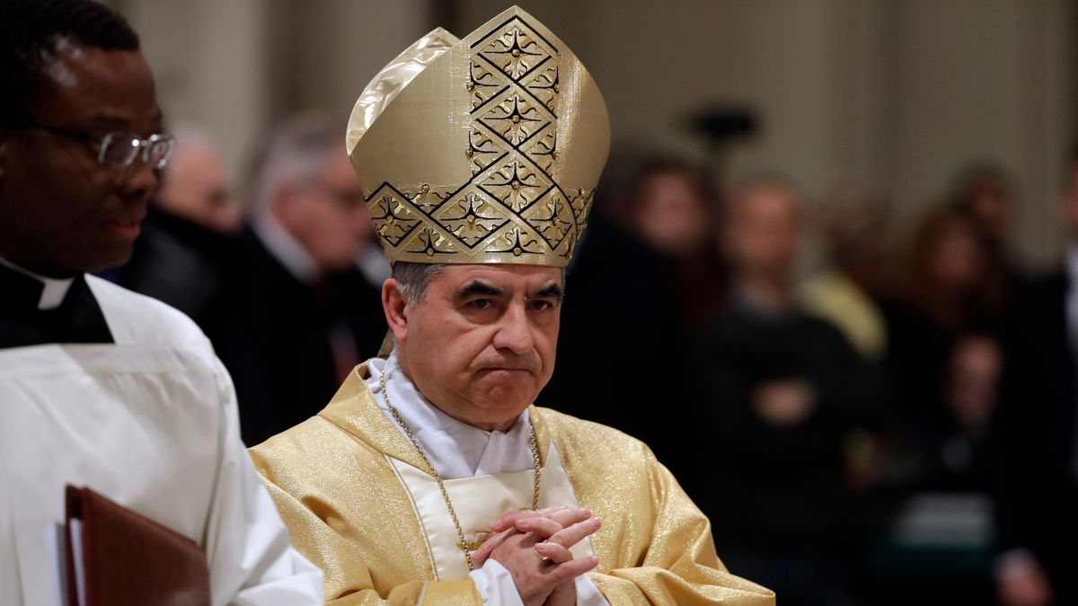 Cardinal Angelo Becciu has resigned from the post and renounced his rights as a cardinal amid a financial scandal that has reportedly implicated him indirectly.