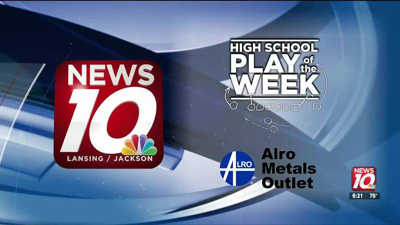 News 10 Sports High School Play Of The Week 9/20