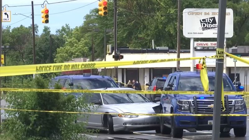 Michigan State Police are investigating after an officer-involved shooting at a Juneteenth...