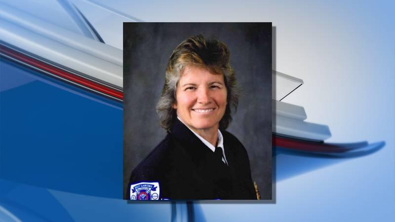 East Lansing Fire Chief Dawn Carson