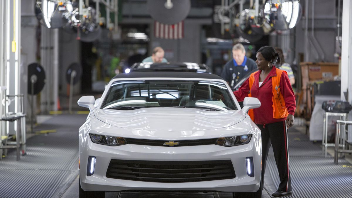 Chevrolet announces Monday, October 26, 2015 it will soon begin shipping the 2016 Chevrolet...