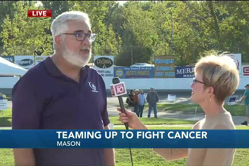 Teaming up to fight cancer