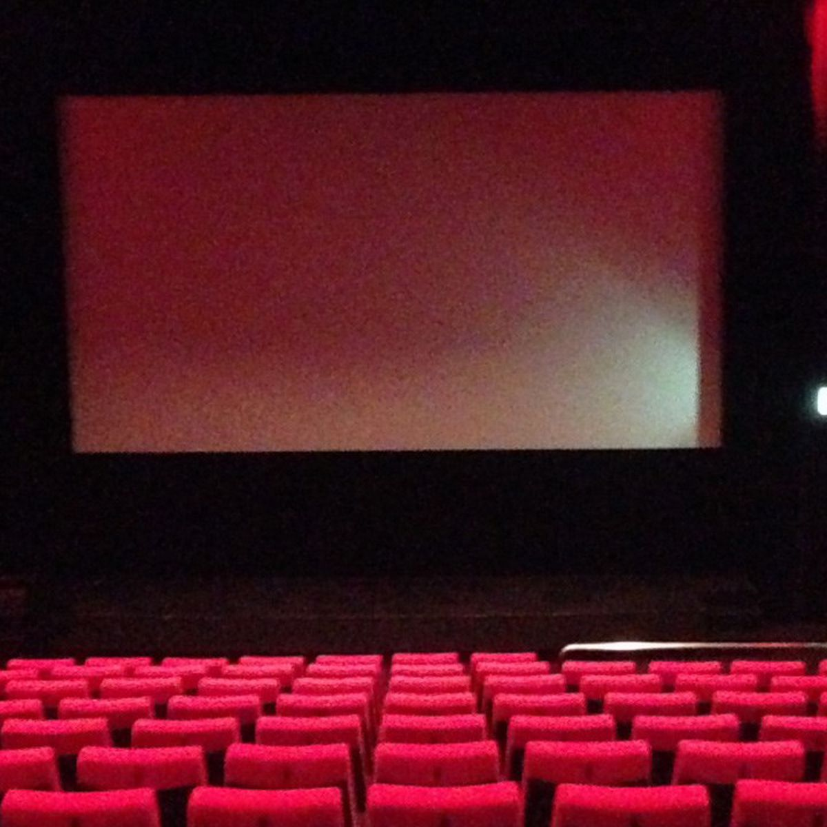 Check It Out A Movie Theater With Beds