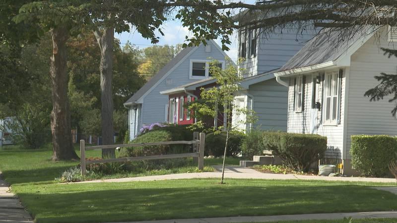 Housing market in Mid Michigan spikes.