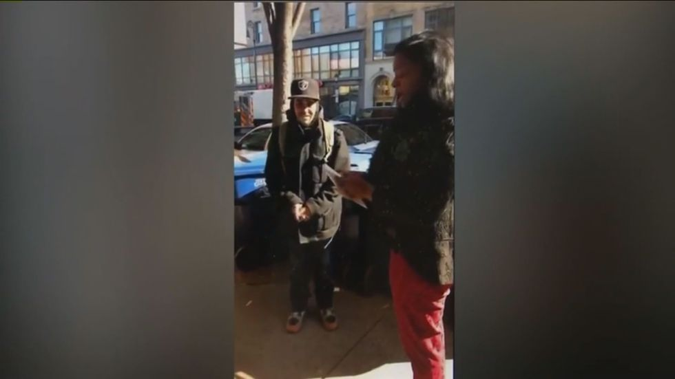 Homeless man finds check worth $10k, returns it to its owner