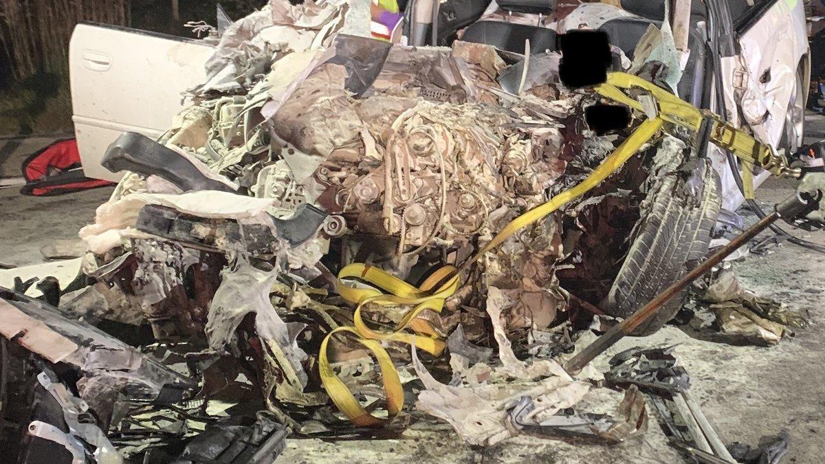 THREE CAR SERIOUS TRAFFIC CRASH