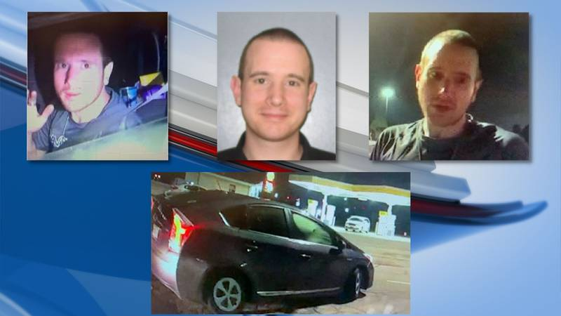 Hines is described as a white male, 5'11 and 180 pounds. Police say he has brown hair and brown...