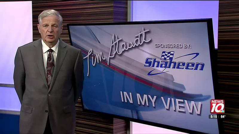 In My View: Will Kenneth Walker stay?