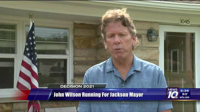 Jackson mayoral candidate profile: John Wilson