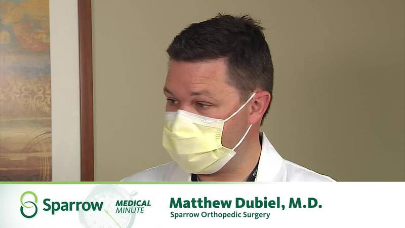 An interview with Matthew Dubiel, M.D., Sparrow Orthopedic Surgery