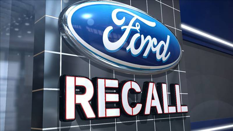 Ford Motor Company has issued three safety recalls covering more than 800,000 vehicles in North...