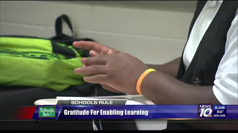 Schools Rule: Gratitude for Enabling Learning